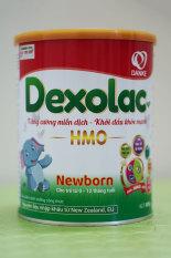 Sữa Tăng Cân Cho Trẻ Dexolac Newborn chính hãng Danke (350g)