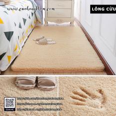 [22 Mẫu] Thảm trải sàn lông cừu siêu êm | Hàng 3 lớp dày dặn| Cao Cấp và Sang Trọng