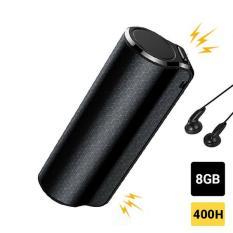 Máy ghi âm mini siêu nhỏ Q70 nam châm – Chống nước ghi âm 40 vòng lặp