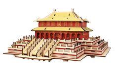 Đồ chơi lắp ráp 3D gỗ mô hình Tử Cấm Thành cắt lazer – 127 mảnh ghép
