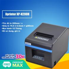Máy In Xprinter XP-N200H Khổ Giấy K80 – TẶNG FREE PHẦN MỀM BÁN HÀNG 3 THÁNG ĐĂNG KÝ MỚI