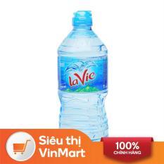 [Siêu thị VinMart] – Nước khoáng Lavie nắp thể thao chai 750ml
