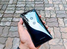 Điện thoại Sony Xperia XZ2 Quốc Tế (Nhật) – Bản 1 sim cấu hình khủng Snap 845, Ram 4/64GB – Nguyên Zin áp căng đét – Mua tại ZinMobile