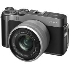 Máy ảnh Fujifilm X-A7 + 15-45mm – Bảo hành 24 tháng