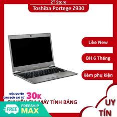 [Nhập ELJAN12 giảm 10%, tối đa 200k, đơn từ 99k]Laptop Toshiba Ultrabook Portege Z930 siêu mỏng nhẹ chỉ 899gr
