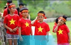 Băng rôn Việt Nam – A28