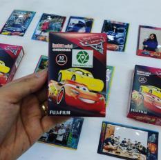 Hộp phim Fujifilm instax mini Instant Color Film – Phim Car (10 tấm)