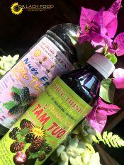 Nước cốt dâu tằm nguyên chất Đà Lạt – Đặc Sản Đà Lạt/ Đạ Lạch food (1000 ml)