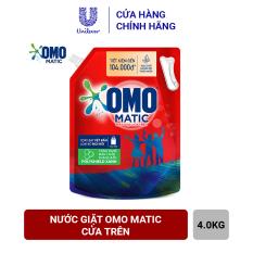Túi Nước giặt OMO Matic Cửa Trên 4.0kg
