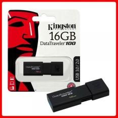 USB Kingston DT100G3 16GB/32GB/64GB nắp trượt tốc độ tới 100MB/s – BH Chính hãng 5 Năm