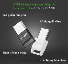Thiết bị USB thu phát Bluetooth 4.0 UGREEN US192 cho máy tính laptop