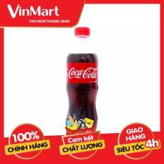 [Siêu thị VinMart] – Nước giải khát có gas Coca Cola chai 390ml