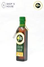Dầu ăn cho Bé Super Green 100ml