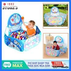 Nhà bóng, lều bóng cho bé, Tặng kèm 25 bóng nhựa đầy đủ màu sắc