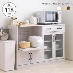 Tủ bếp 1020451170 – Luffy japan- Màu trắng có vân