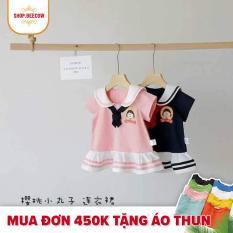 [MẪU MỚI] Váy Maruko Thủy Thủ Cho Bé Gái SHOP-BEECOW