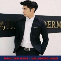 Áo vest nam lịch lãm trẻ trung phong cách Hàn Quốc
