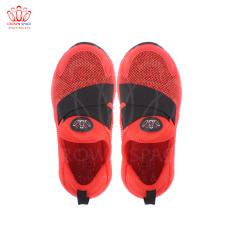 Giày Thể Thao Bé Trai Bé Gái Đi Học Siêu Nhẹ Crown Space UK Sport Shoes CRUK8024 Cho Trẻ em Cao Cấp Êm Thoáng Size 28-35/2-14 Tuổi