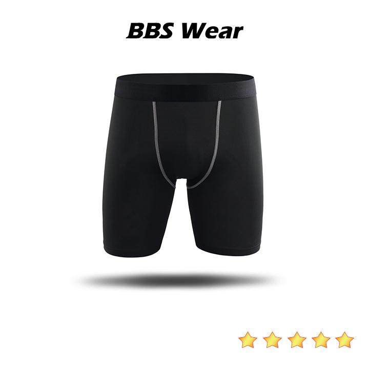 Quần legging nam – Quần ngắn – Quần legging tập GYM cho nam giới Pro Combat Giữ nhiệt (Loại ngắn)