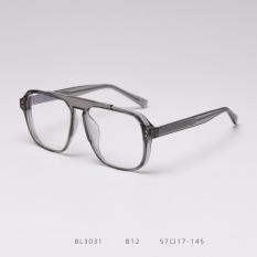 Gọng kính cận nam nữ unisex zac & cody chính hãng 3031 có thể mang giả cận hoặc có thể tháo ra ráp tròng kính loại tốt hơn hoặc mắt cận vào tuỳ thích