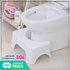 Ghế kê chân toilet Việt Nhật