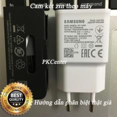 Trọn bộ Sạc nhanh cho Samsung S10, Note 9 phiên bản 2020 (màu đen nhám và trắng nhám) và Cáp USB Type C zin máy Samsung phiên bản 2020 (màu đen nhám và trắng nhám) – Phân biệt thật giả bởi PKCenter