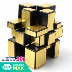Rubik Moyu Biến Thể Rubik 3×3 Mirror ( Vàng ) – Khối Lập Phương Rubik ( Biến thể cao cấp )