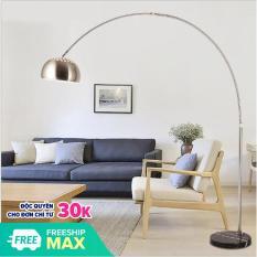 Đèn trang trí phòng khách hiện đại BOW Inox – Tặng kèm bóng LED cao cấp. Thiết kế sang trọng, hiện đại, thích hợp với nhiều không gian và phong cách nội thất.