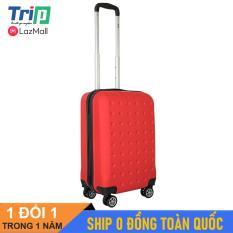 [MIỄN PHÍ SHIP] Vali TRIP P13 Size 20inch – Vali du lịch size nhỏ xách tay lên khoang máy bay đựng từ 7kg đến 10kg hành lý