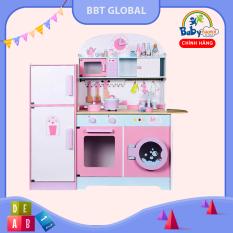 Đồ chơi nấu ăn BBT Global gỗ cao cấp cỡ lớn MSN18023 – Đồ chơi trẻ em, Đồ chơi an toàn, Đồ chơi cao cấp, Đồ chơi trí tuệ