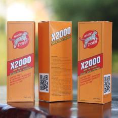 [Giá Rẻ Vô Địch ]Keo dán X2000 Siêu gắn kết dán tất cả các vật liệu keo dán gỗ, Kính, nhựa, thủy tinh, kim loại, gốm sứ, dán đế giày…Keo gắn đa năng,keo dán siêu dính,keo dán đa dụng