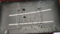 Asanzo 32CS6000 – Bộ 2 Thanh 5 Led cho Tivi Asanzo màn hình cong và các dòng tương tự