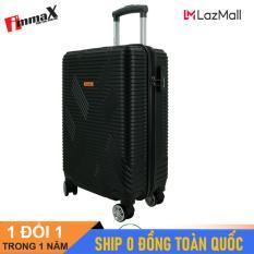[ MIỄN PHÍ SHIP] Vali nhựa immaX X11 có 2 size xách tay lên máy bay và size ký gửi hành lý