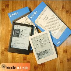 Máy đọc sách Kindle basic 10th (all-new-kindle) màn hình E Ink Carta HD 6 inch, độ phân giải 167PPI sắc nét