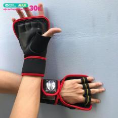 [Mua 5 Tặng 1] Găng tay tập gym chống trượt chống rát tay chất liệu vải thấm mồ hôi tốt,cực bám tay, độ bền cao-DUHA SPORT