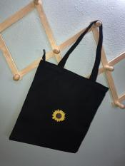 Túi vải bố hoa hướng dương