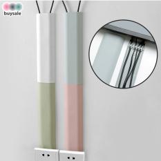 Thanh nẹp ốp tường luồn dây điện chống rối và chống gãy – buysale – BSPK133