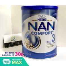[ THANH LÝ DATE 5.2021 ] Sữa Nan COMFORT Úc 800g số 3 (từ 12 tháng tuổi trở lên)