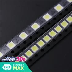 [Nhập ELJAN11 giảm 10%, tối đa 200k, đơn từ 99k]Combo 50 nhân LED 3535 loại 6V cho đèn nền tivi