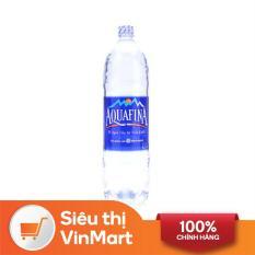 [Siêu thị VinMart] – Nước uống tinh khiết Aquafina chai 1,5 lít