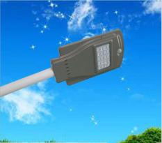 Đèn đường cảm biến 20W năng lượng mặt trời L5F1