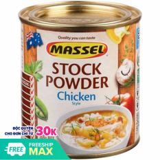 Hạt nêm Úc vị gà cho bé ăn dặm hiệu Massel