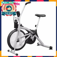 Xe đạp tập thể dục Airbike MK98 khung cứng, độ bền cao, kiểu dáng năng động, tăng cường và nâng cao sức khỏe, phù hợp với mọi lứa tuổi