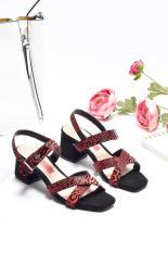 Giày sandal cao gót Merly 1132