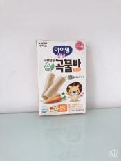 [11/2021] Bánh quế ngũ cốc Ildong cho bé Hàn Quốc