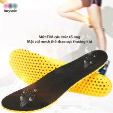Lót giày thể thao EVA loại cao cấp dày 1.8cm êm chân có cấu trúc tổ ong thoáng khí – buybox – BBPK128