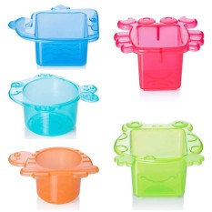 Bộ đồ chơi 5 hình xếp chồng cho bé khi tắm UPASS UP4011N