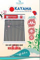 Máy nước nóng năng lượng mặt trời Okayama 130 lít
