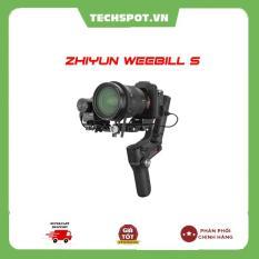[Nhập ELJAN11 giảm 10%, tối đa 200k, đơn từ 99k]Gimbal cầm tay chống rung Zhiyun Weebill S dùng cho máy ảnh DSLR máy quay