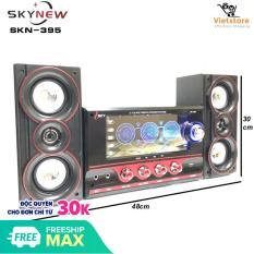 SIÊU SALE 11-11 Dàn âm thanh tại gia – Dàn âm thanh tại nhà – loa vi tính hát karaoke có kết nối Bluetooth USB SKYNEW – SKN395 – Phân phối bởi Vietstore